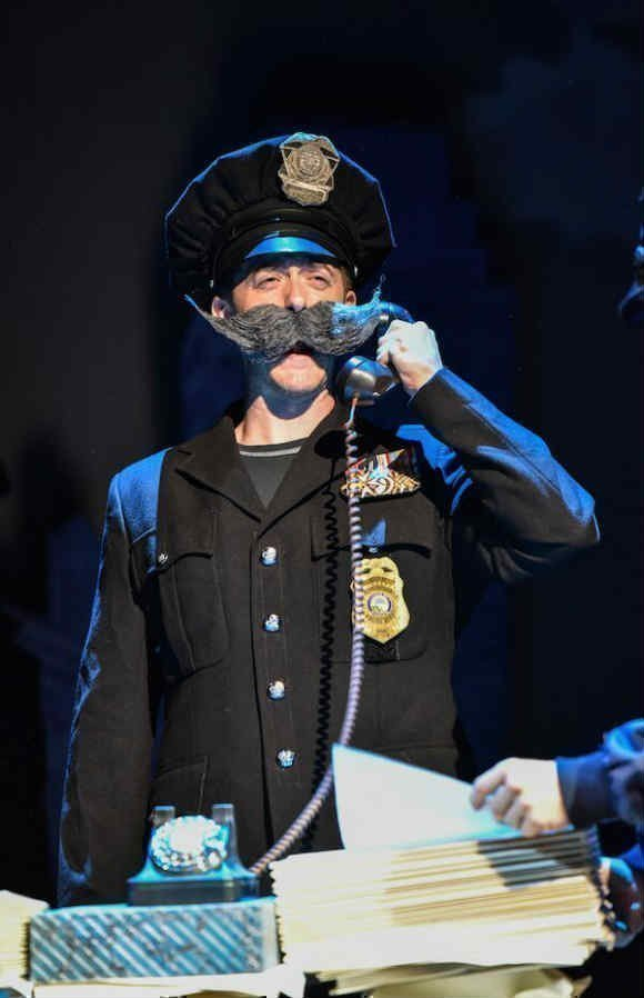 The Comedy About A Bank Robbery Tickets - London Box Office