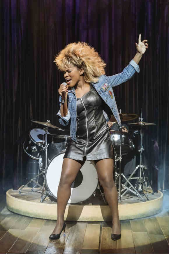 Tina - The Tina Turner Musical Tickets - London Box Office