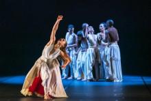 Phoenix Dance Theatre: The Rite of Spring/Left Unseen