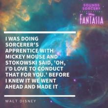 Sounds and Sorcery - Disney Fantasia