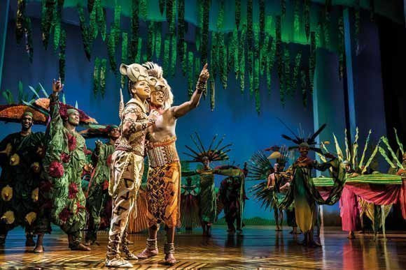 The Lion King Tickets London Box Office
