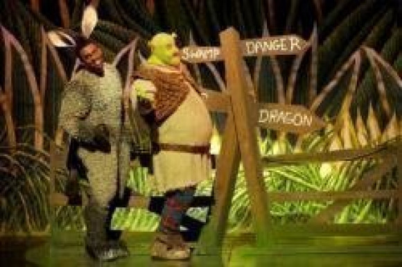 Shrek The Musical Tickets London Box Office