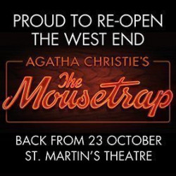 Mousetrap tickets