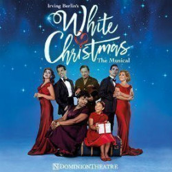 White Christmas tickets