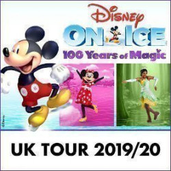 Disney On Ice presents 100 Years of Magic: O2 Arena tickets