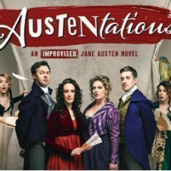 Austentatious: An Improvised Jane Austen Novel tickets