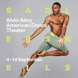 Alvin Ailey American Dance Theater - Programme C tickets
