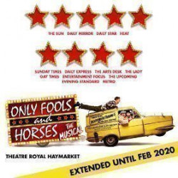 Only Fools and Horses the Musical tickets