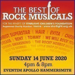 The Best Of...Rock Musicals tickets