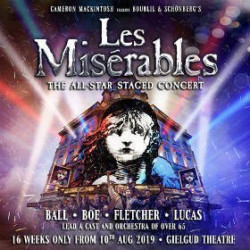 Les Misérables: The All-Star Staged Concert tickets