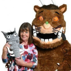 The Gruffalo, The Witch and the Warthog with Julia