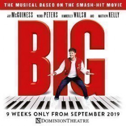Big The Musical tickets