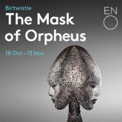 The Mask of Orpheus tickets