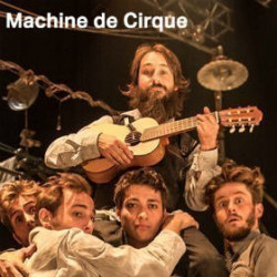 Machine de Cirque tickets