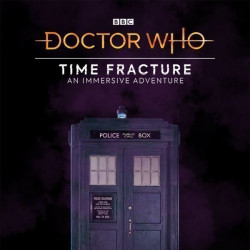 Doctor Who Time Fracture tickets
