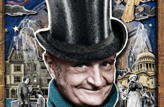 Jim Broadbent to play Scrooge, but will it be a double act?