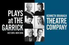 Kenneth Branagh Theatre Company's Plays at the Garrick