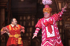 Brush up on your Pantomime knowledge for London's Christmas theatre