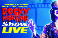 The Rocky Horror Show extends at the Playhouse Theatre