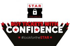 STAR - Buy tickets with confidence