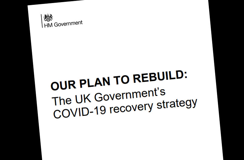 UK Governement Plan - Covid-19
