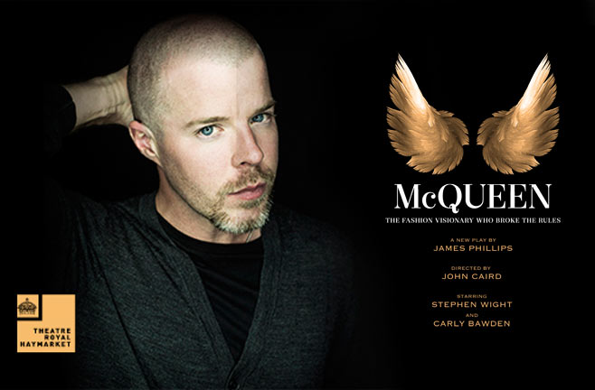 McQueen - Theatre Royal Haymarket
