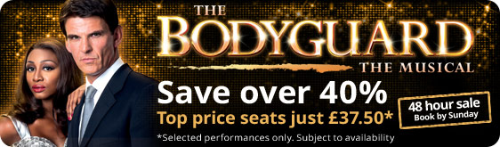 The Bodyguard - Adelphi Theatre