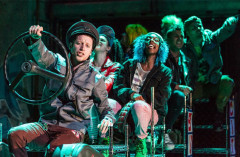 Review: AMERICAN IDIOT at Arts Theatre