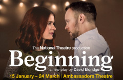 Beginning - Play - Ambassadors Theatre