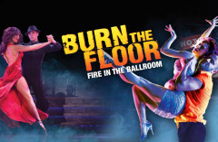 Review: BURN THE FLOOR at The Peacock Theatre