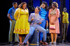Review: DREAMGIRLS at The Savoy Theatre