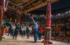 Review: HENRY IV PART 1 or 'HOTSPUR' / HENRY IV PART 2 or 'FALSTAFF' / HENRY V at Shakespeare's Globe