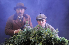 Review: THE HOUND OF THE BASKERVILLES at Jermyn Street Theatre