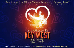 Review: IT HAPPENED IN KEY WEST at the Charing Cross Theatre