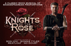 Review: KNIGHTS OF THE ROSE at the Arts Theatre