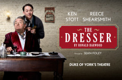 Review: THE DRESSER, Duke of York's Theatre