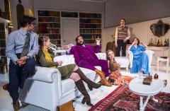 Review: THE PHILANTHROPIST at Trafalgar Studios