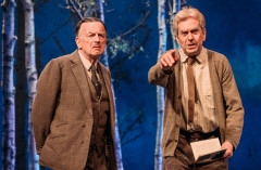 Review: WHAT SHADOWS, Park Theatre