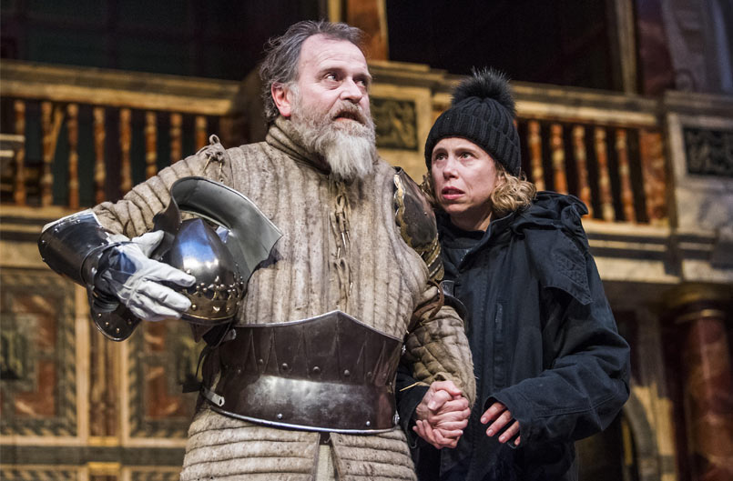 Review: HAMLET at Shakespeare's Globe