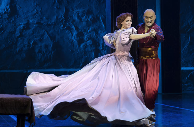 Review: THE KING AND I at the London Palladium