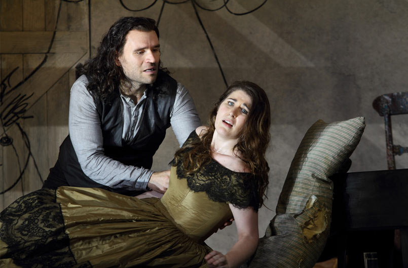 Review: LA BOHEME at the Royal Opera House