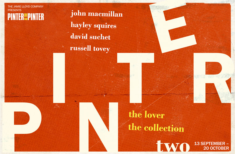 Pinter at the Pinter - Two