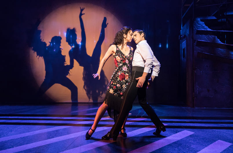 Strictly Ballroom London - PERHAPS PERHAPS - photo by Johan Persson