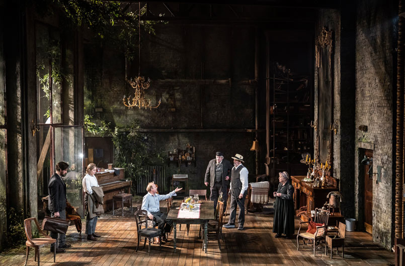 Uncle Vanya - Photo by Johan Persson