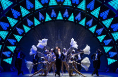 Rehearsals begin for AN AMERICAN IN PARIS