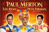 Review: Paul Merton in ALADDIN at The New Wimbledon Theatre