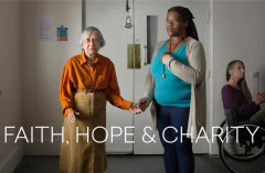 Faith, Hope, and Charity - National Theatre