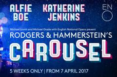 Carousel follows Sweeney and Boulevard to English National Opera