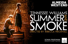 Almeida's Summer and Smoke to transfer to West End starring Patsy Ferran