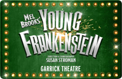 Young Frankenstein Garrick Theatre